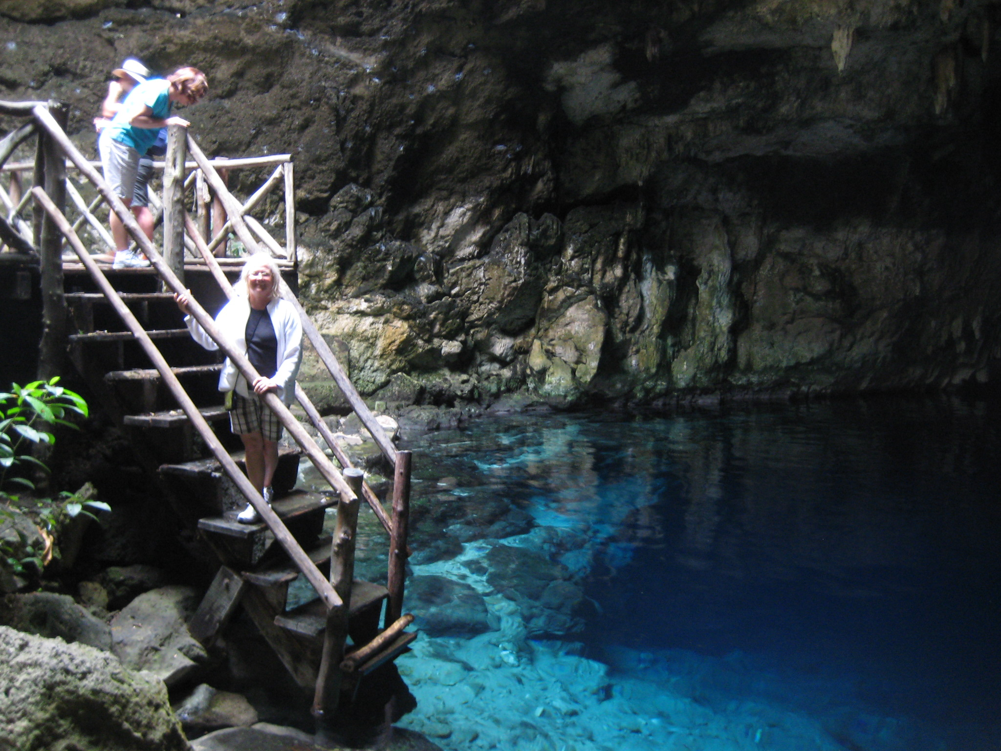 Izamal And Cuzama Cenotes Jan 28 Sherry S Travel Blog